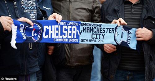 Chi tiết Chelsea - Man City: Aguero lập hat-trick (KT) - 11