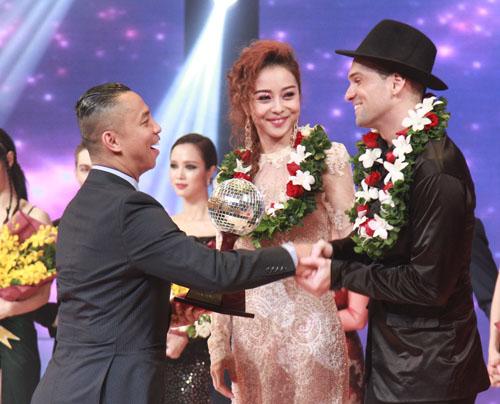 """S.T 365 đoạt Nam vương """"Bước nhảy hoàn vũ 2016"""" - 1"""
