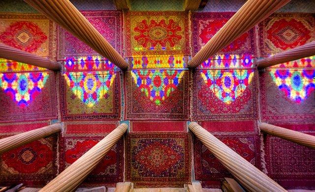 Ngắm mái vòm nhà thờ Hồi giáo cực kỳ ấn tượng - 3