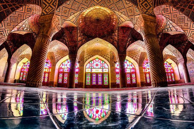 Ngắm mái vòm nhà thờ Hồi giáo cực kỳ ấn tượng - 4