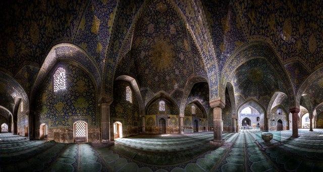 Ngắm mái vòm nhà thờ Hồi giáo cực kỳ ấn tượng - 6
