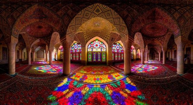 Ngắm mái vòm nhà thờ Hồi giáo cực kỳ ấn tượng - 7