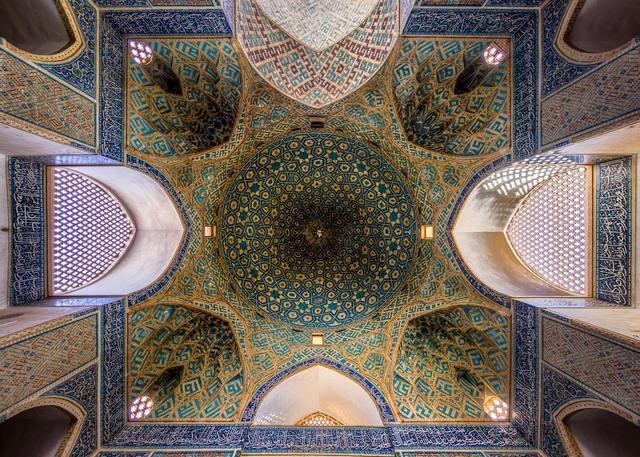 Ngắm mái vòm nhà thờ Hồi giáo cực kỳ ấn tượng - 8