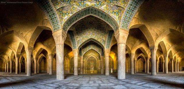 Ngắm mái vòm nhà thờ Hồi giáo cực kỳ ấn tượng - 9