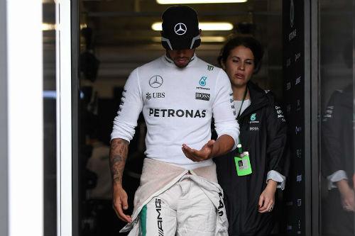 Phân hạng Chinese GP: Pole đầu tiên cho Rosberg - 2