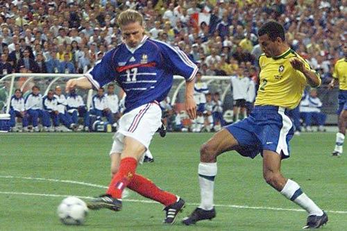 Trận chung kết World Cup 1998 bị nghi có dàn xếp - 2