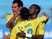 Bóng đá - Toyota V-League 2016: Nhóm cuối dìm nhau