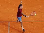 """Thể thao - 3 cú """"đánh lén"""" bất thành, Federer tự hại mình"""