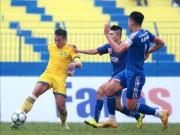 Bóng đá - Chi tiết Than Quảng Ninh - SLNA: Nỗi đau đội khách (KT)