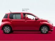"""Ô tô - Xe máy - Toyota ra mắt mẫu xe Passo """"lạ mắt"""", tiết kiệm nhiên liệu"""