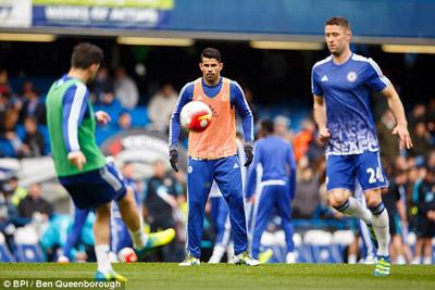 Chi tiết Chelsea - Man City: Aguero lập hat-trick (KT) - 3