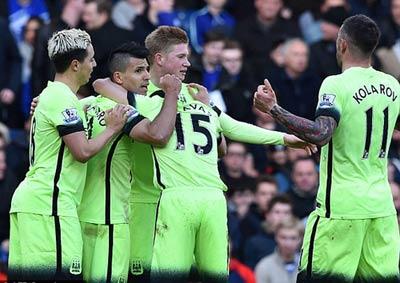 Chi tiết Chelsea - Man City: Aguero lập hat-trick (KT) - 8