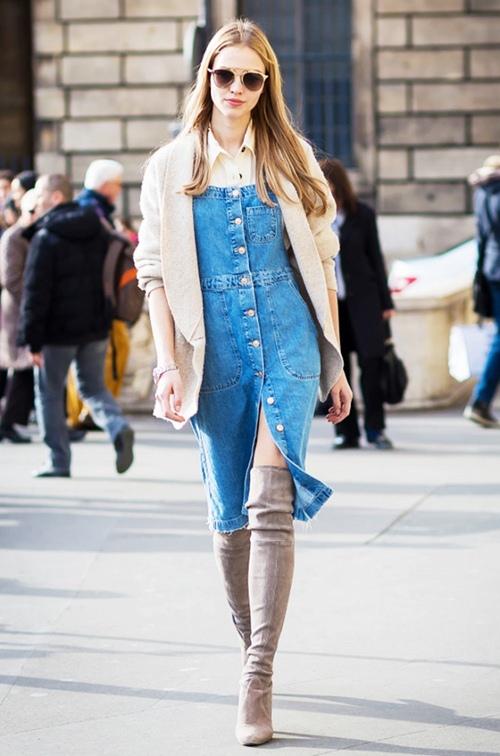 Denim không chỉ là jeans! - 10