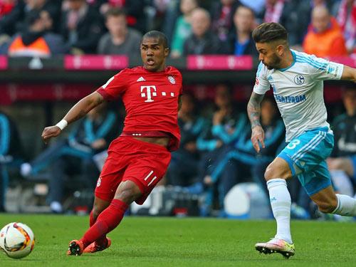 Bayern - Schalke: Hiệp 2 bùng nổ - 1
