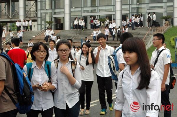 Những học sinh nào được tuyển thẳng vào lớp 10 ở Hà Nội? - 1