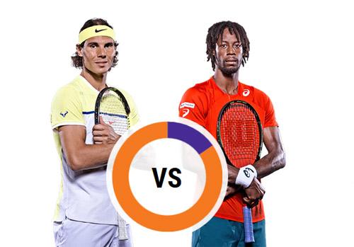 """Chung kết Monte-Carlo: Nadal đấu """"Gã điên"""" - 1"""