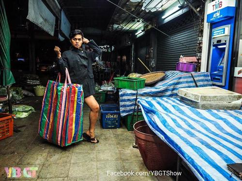 Chết cười xem dân Thái so đồ hiệu với hàng chợ giá bèo - 2