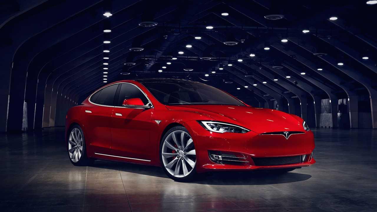 Chi tiết mẫu xe Tesla Model S bản nâng cấp - 5