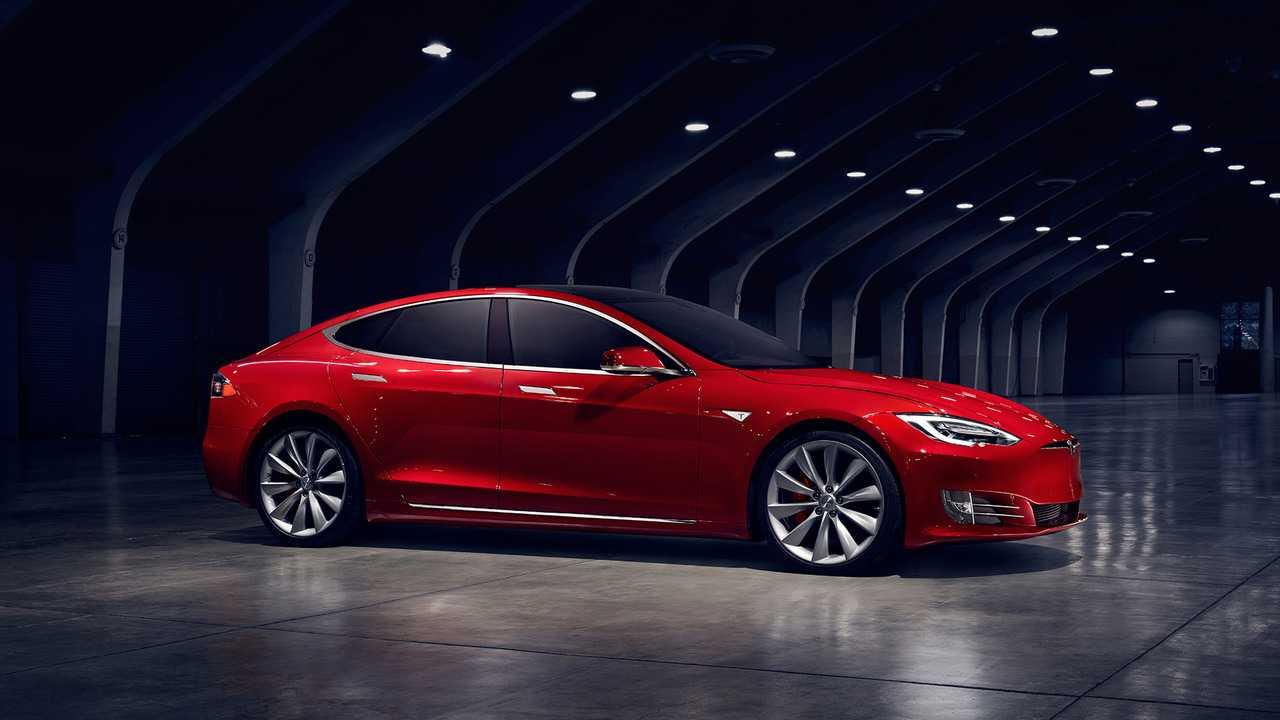 Chi tiết mẫu xe Tesla Model S bản nâng cấp - 4