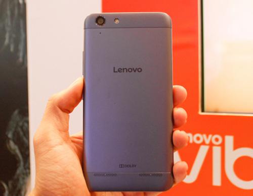Lenovo trình làng bộ đôi smartphone Vibe K5 và Vibe K5 Plus - 2