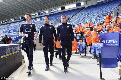 Chi tiết Leicester City - West Ham: Kịch bản khó tin (KT) - 9
