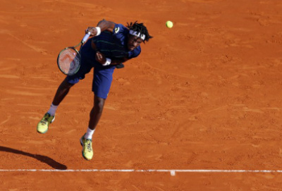 Nadal vs Monfils - Monte Carlo 2016 - 4