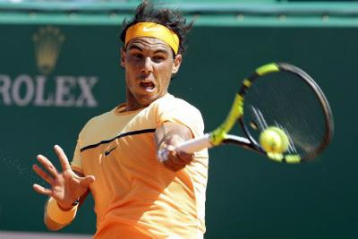 Chi tiết Nadal - Monfils: Set 3 nhàn hạ (KT) - 7