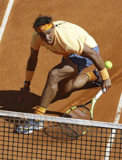 Chi tiết Nadal - Monfils: Set 3 nhàn hạ (KT) - 5