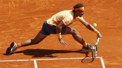 Chi tiết Nadal - Monfils: Set 3 nhàn hạ (KT) - 8