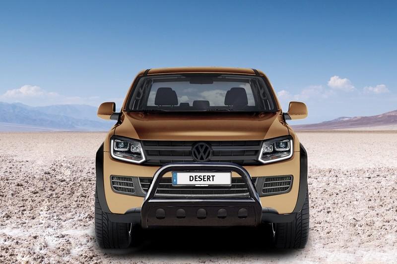 """VW Amarok V8 Passion Desert Edition cá tính, giá """"khùng"""" - 5"""