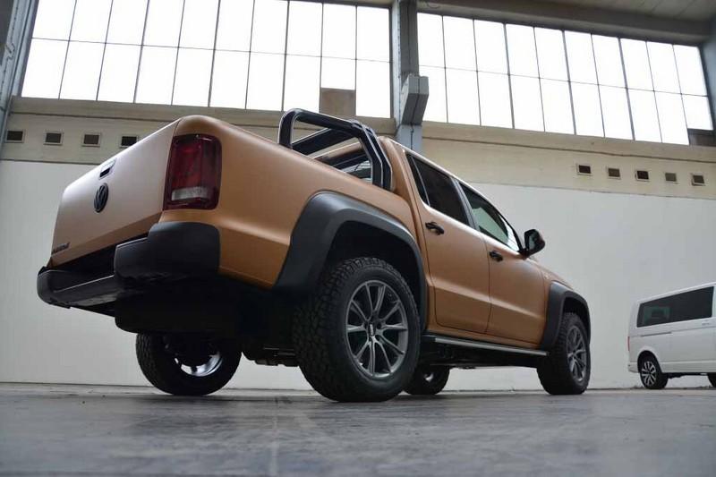 """VW Amarok V8 Passion Desert Edition cá tính, giá """"khùng"""" - 2"""