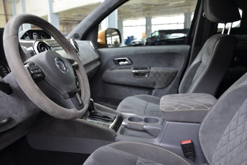 """VW Amarok V8 Passion Desert Edition cá tính, giá """"khùng"""" - 3"""