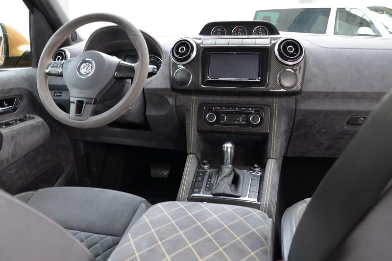 """VW Amarok V8 Passion Desert Edition cá tính, giá """"khùng"""" - 4"""