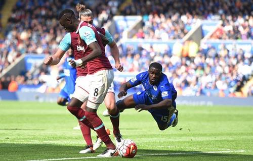 """""""Leicester kiếm penalty chẳng khác gì MU"""" - 2"""