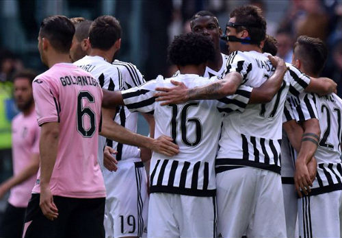 Juventus - Palermo: Tiệm cận vương miện - 1
