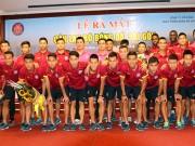 Bóng đá - Bí thư Đinh La Thăng chúc mừng CLB Sài Gòn