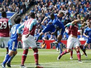 Video bàn thắng - Leicester City - West Ham: Phép lạ ở King Power