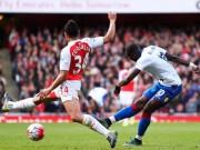 """Bóng đá - Arsenal – Crystal Palace: Tự """"bắn"""" vào chân"""