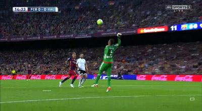 Chi tiết Barca – Valencia: Pique ôm đầu tiếc nuối (KT) - 5