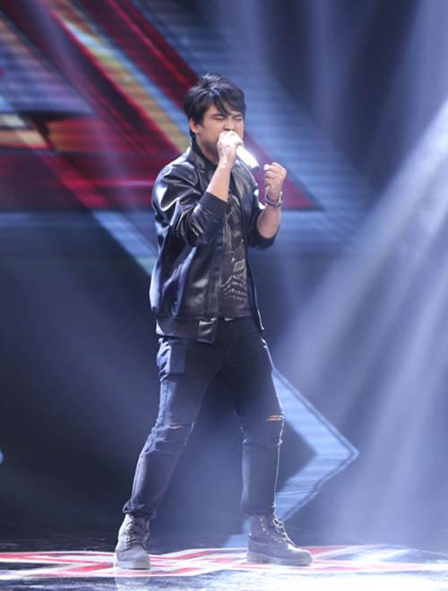 """Chàng vũ công phi giới tính gây tranh cãi tại """"X-Factor"""" - 3"""