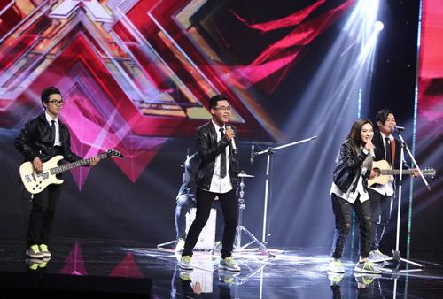 """Chàng vũ công phi giới tính gây tranh cãi tại """"X-Factor"""" - 4"""