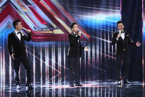 """Chàng vũ công phi giới tính gây tranh cãi tại """"X-Factor"""" - 8"""