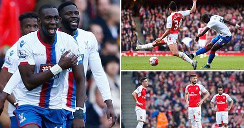 Arsenal hòa thất vọng, Wenger vẫn mơ vô địch - 1