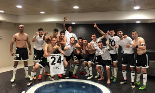 Barca thua trận, Neymar tát cầu thủ Valencia - 2