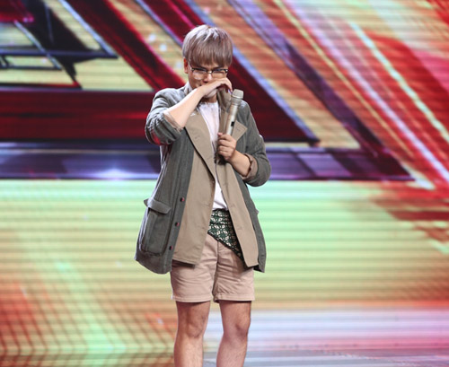video X-Factor tập 3 - 3