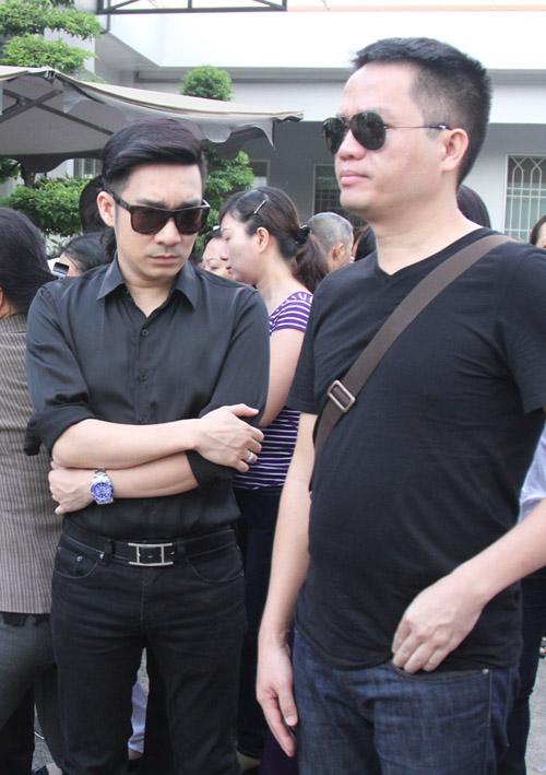 Dòng người tiếc thương tiễn đưa nhạc sỹ Nguyễn Ánh 9 - 7