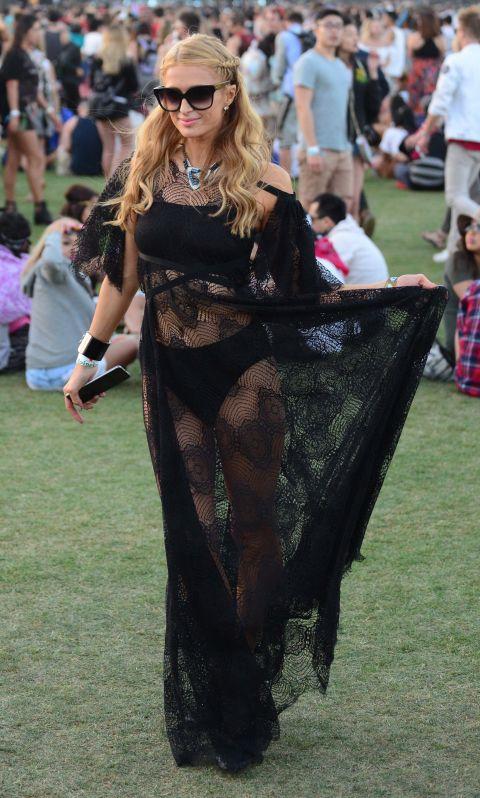 """Chân dài đọ phong cách """"hot"""" trong lễ hội âm nhạc - 9"""