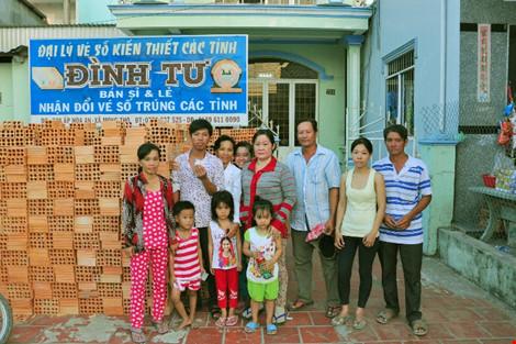 Kỳ án vé số ở Kiên Giang: Bà Tuyết trúng số lần hai - 1