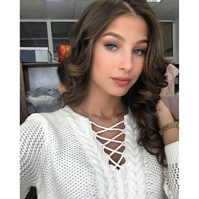"""""""Phát sốt"""" vì vẻ đẹp hoàn hảo của tân hoa hậu Nga - 6"""