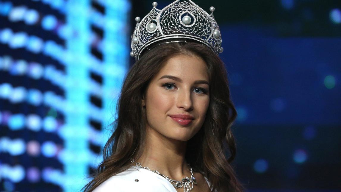 """""""Phát sốt"""" vì vẻ đẹp hoàn hảo của tân hoa hậu Nga - 2"""